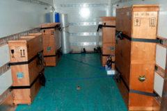 Правильная упаковка и транспортировка особо ценных картин грузовым автотранспортом