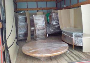 Правильная упаковка мебели гарантия надежной транспортировки